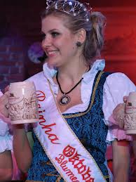rainha do oktoberfest 2013