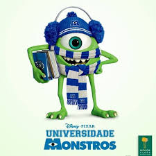 universidades dos monstros
