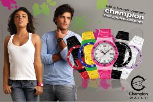 1301966143_184663160_1-Fotos-de--Relogio-Champion-Troca-Pulseira-Frete-gratis-para-todo-o-Brasil