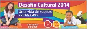 Desafio Cultural Colégio Drummond para 2014