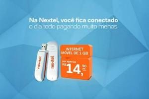 Internet Móvel da Nextel