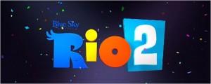 Lançamento do Filme Rio Parte 2 em 2014