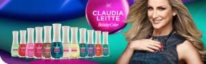 Nova Linha de Esmaltes Claudia Leite Beauty Color 2013