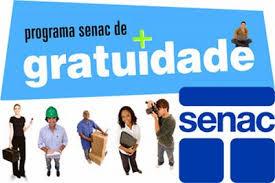 SENAC RN Cursos Gratuitos Para 2014