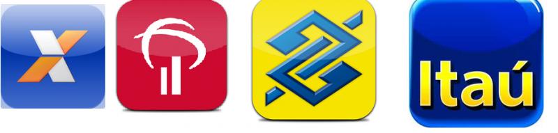 app dos bancos