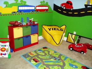 boys-cars-theme-playroom