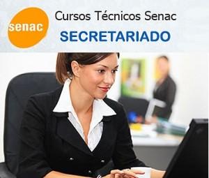 secretariado senac