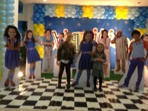 Decoração Festa de Aniversário Infantil Tema Chiquititas 2013 – Ver Fotos e Dicas  055 300x225