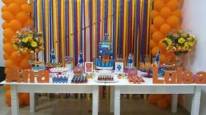 Decoração Festa de Aniversário Infantil Tema Chiquititas 2013 – Ver Fotos e Dicas