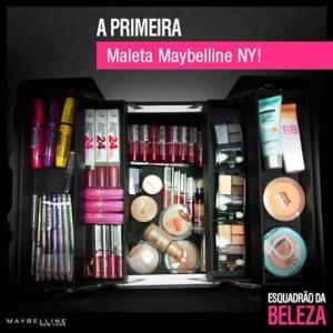 Maleta de Maquiagem Maybelline