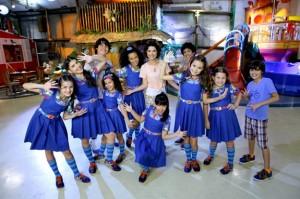 Chiquititas-orfanato