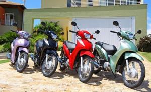 nova Honda Bia