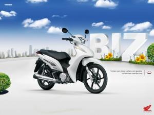 Nova Honda Biz 2014   Lançamento, Preço, Modelo nova biz honda 300x225