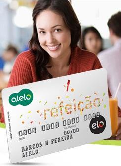 Cartão Alelo Refeição   Consulta de Saldo e Extrato Online Cartao Alelo Refeicão