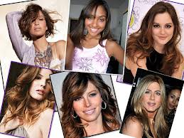 Mechas Invisible Highlight  mulheres