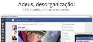 Novo Facebook - Convites Para O Novo Designer Layout Do Face