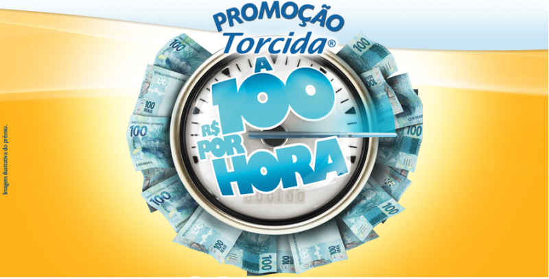 Promoção Torcida A 100 Por Hora – Como Participar, Prêmios promo torcida 800x407