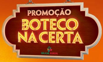 """Promoção """"Boteco Na Certa"""" Brasil Kirin   Como Participar, Prêmios promo"""