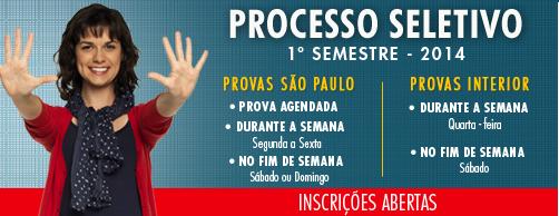 Processo Seletivo UNINOVE 2014   Inscrições Para o Vestibular 2014, Cursos uniniove