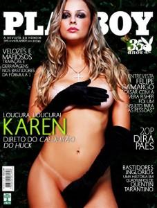 Karen-Kounrouzan-capa-playboy-reprodução