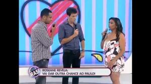 Quadro Te Quero de Volta Programa Melhor do Brasil