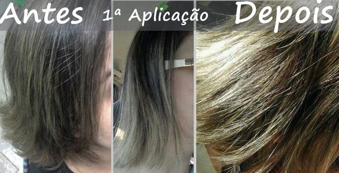dekap color antes e depois