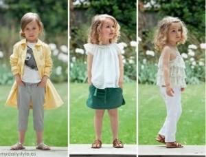 Looks Infantis Para o Réveillon 2014   Ver Modelos e Dicas  menininha estilosa 300x228
