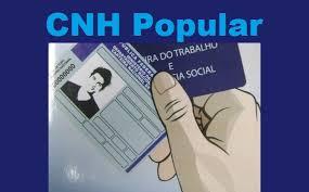 CNH Popular Pernambuco 2014   Como Tirar CNH de Graça, Requisitos cnh popular