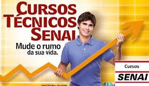 Cursos Profissionalizantes SENAI Belém 2014 – Inscrições e Cursos Oferecidos  cursos gratis 2014