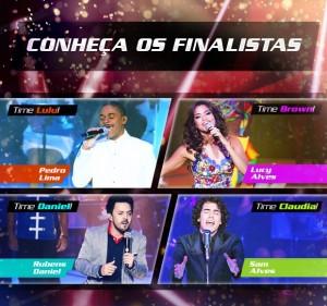 Votação Final  The Voice Brasil 2013 – Enquete Lucy x Sam Alves x Pedro Lima ou Rubens Daniel  materia semifinal 300x281