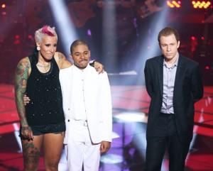Votação Final  The Voice Brasil 2013 – Enquete Lucy x Sam Alves x Pedro Lima ou Rubens Daniel  palco pedroluana 300x241