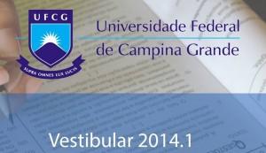 Vestibular da UFCG  2014