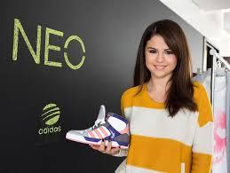 Nova Coleção de Tênis Adidas Neo Selema Gomez 2014