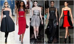 Vestidos Para Outono Inverno 2014   Modelos, Comprar Online vestido inverno 1