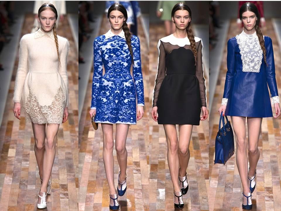 Vestidos Para Outono Inverno 2014   Modelos, Comprar Online vestido inverno 4