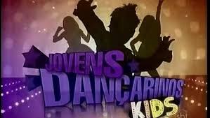 Quadro Jovens Dançarinos kids Programa Raul Gil SBT